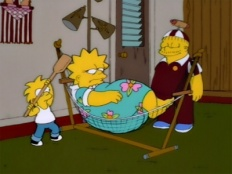 The Simpsons 09x17 : Lisa the Simpson- Seriesaddict